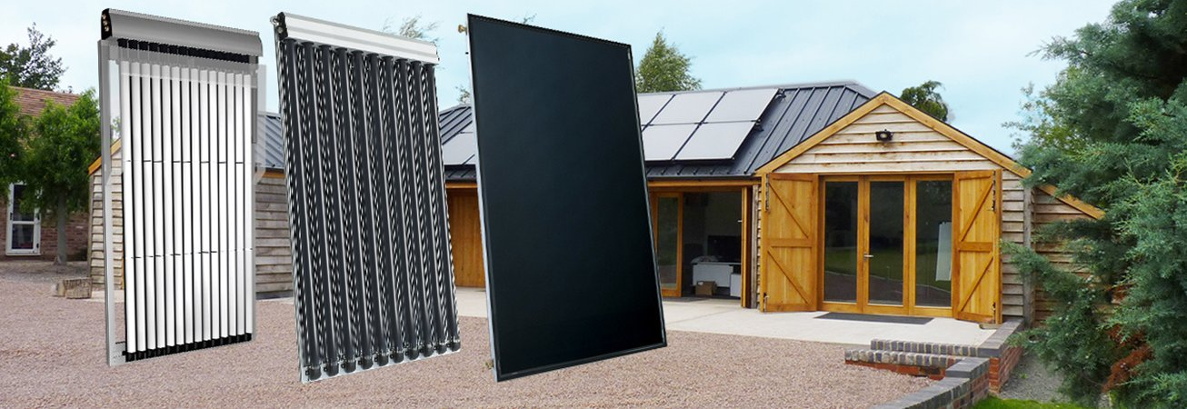 Our range of Solar Thermal Panels